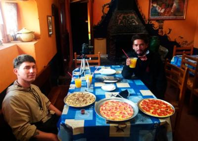 Restaurante Pizza